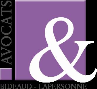 SCP BIDEAUD – LAPERSONNE – Cabinet d'Avocats à La Roche-Sur-Yon et aux Sables d'Olonne